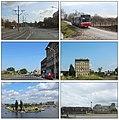 Międzyodrze-Wyspa Pucka of Szczecin, collage.jpg