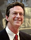 Jurassic Park author Michael Crichton.
