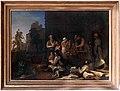 Michael sweerts, scena di strada romana con un giovane artista, 1646-48.jpg