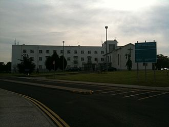 Port Laoise - Midlands Regional Hospital