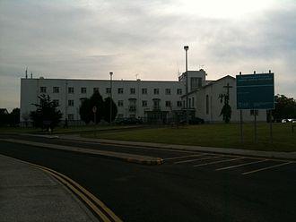 Port Laoise - Midlands Regional Hospital