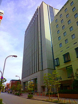 Mie Bank Head Office 20100103.jpg