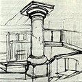 Mienski zamak. Менскі замак (K. Biske, 1901-19) (2).jpg
