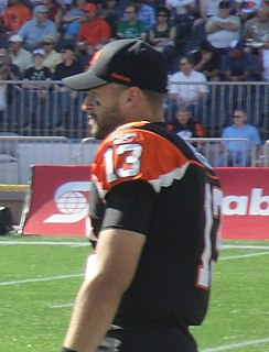 Mike Reilly (quarterback) American football player