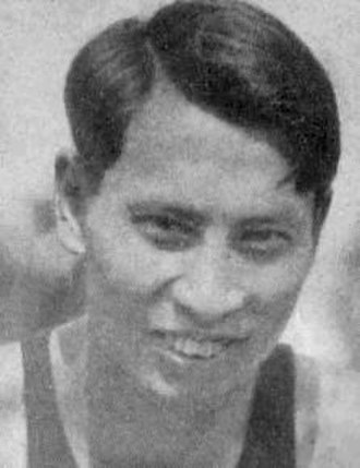 Athletics at the Far Eastern Championship Games - Mikio Oda of Japan won six titles in horizontal jumps and became the first Asian Olympic champion in 1928.