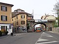 Milano - via Emilio De Marchi - sottopasso ferroviario.JPG