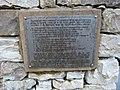 Millennium plaque - geograph.org.uk - 1756938.jpg
