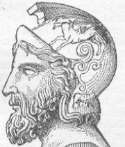 Ο Μιλτιάδης (από εγκυκλοπαίδεια του 1881).