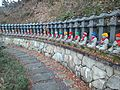 Minamihokke-ji Temple - Jizô2.jpg
