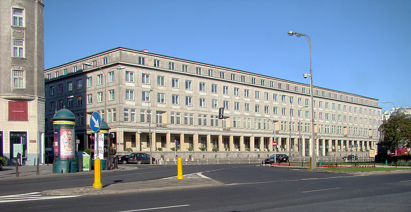Plik:Ministry of Economics - former State Committee for Planning.jpg