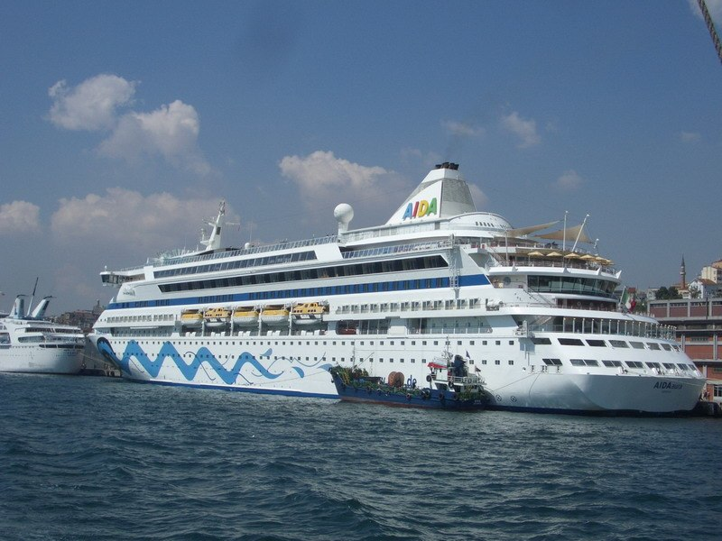 Mk Istanbul AIDAaura