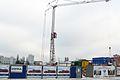 Modernizacja przepompowni sciekow Garbary, Poznan, grudzien 2014.JPG