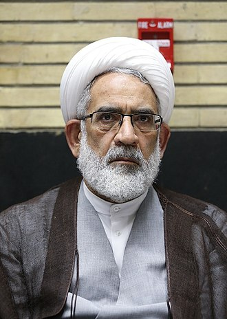 Attorney-General of Iran - Image: Mohammad Jafar Montazeri 2018
