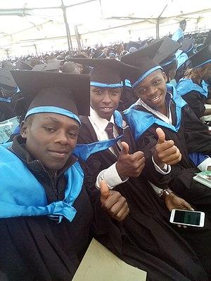 Moi University - Moi University Graduation, Kenya