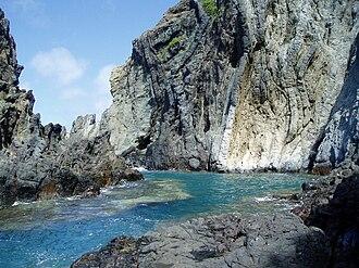 Na Mokulua - Image: Mokulua Pool