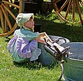Mom's Helper, Wagon Train, Oak Glen, CA 5-08 (17072123369).jpg