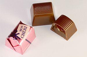 Ferrero SpA - Mon Cheri cherry cordial (candy)