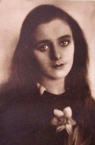 Mona Mårtenson - Image: Mona Mårtenson 1924