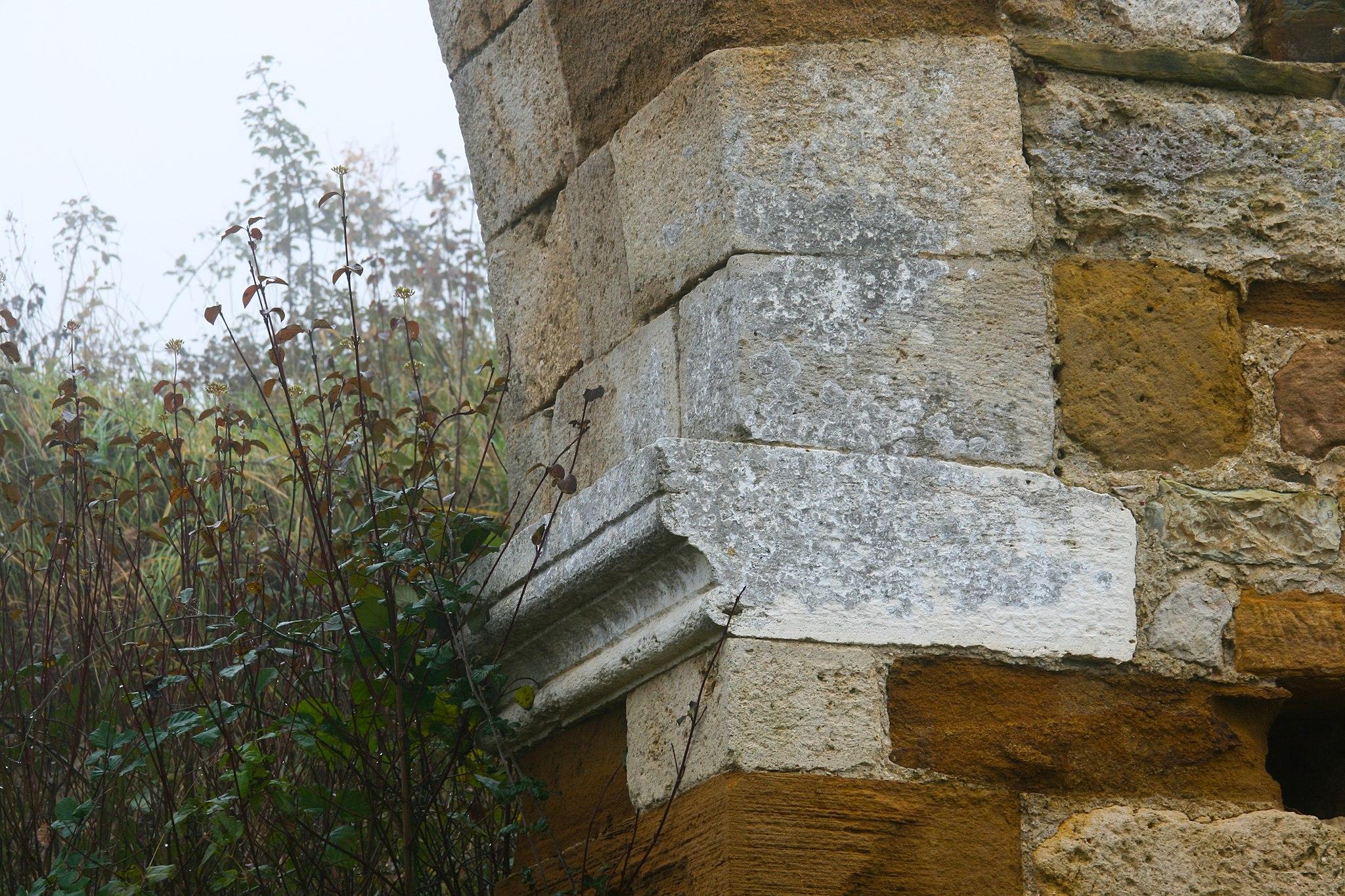 Monastero Santa Maria pilastro2
