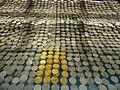 Monedas, Nuestra Señora de las Mercedes, Sevilla, España, 2015 04.JPG