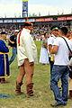 Mongolskie zapasy na stadionie w Ułan Bator 02.JPG