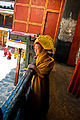 Monk in Tashilhunpo5.jpg