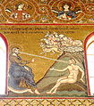 Monreale - Kathedrale Mosaik Adam 01.JPG