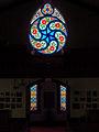 Monroe Methodist rose window.jpg
