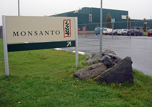 Monsanto-vestiging Enkhuizen