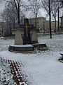 Monument NKVD-Victims, Vinnytsya Winter.jpg