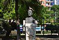 Monument al pintor Agrasot, jardins de la Glorieta de València.JPG