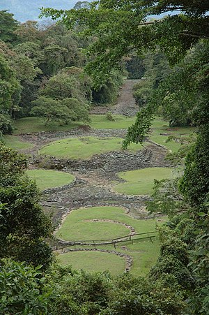 Guayabo de Turrialba - Guayabo archeological site