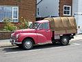 Morris Minor Pickup on Vere Road - geograph.org.uk - 1481750.jpg
