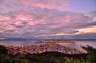 Florianópolis Municipality in South, Brazil