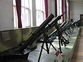 Mortars in the Military Museum of the Chinese People's Revolution.jpg