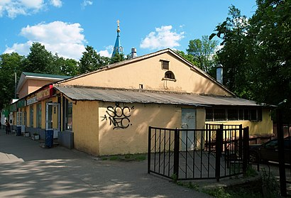 How to get to Солдатская Улица with public transit - About the place
