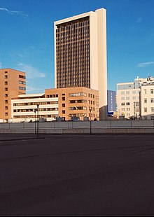 Moscow, Shchepkina Street, parking lot of Olimpiysky Stadium (16780763721) (cropped).jpg