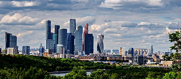 Moscow International Business Center Wikipedia