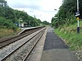 Moston railway station, Greater Manchester, 2009 (geograph 3263043).jpg