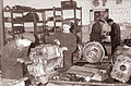Motorni oddelek Agrotehnike-servis Ljutomer 1961.jpg