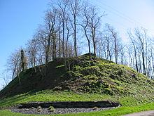 Motte castrale de La Pouëze (Maine-et-Loire)