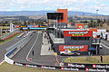 Mount Panorama Pit Straight and Pit Lane 2015.JPG