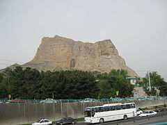 Mount Sofhe in Esfahan.JPG