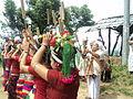 Mro indigenous 'Plung' (Flute) & dance, ChimBuk, BandarBan © Biplob Rahman-7.JPG