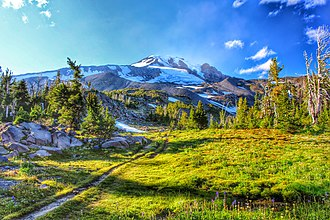 Mount Adams Recreation Area - Bird Creek Meadows