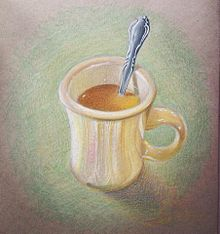 Simple Coffee Painting Pictures Nature
