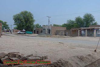 Chiniot - Muhammad Wala View