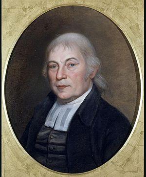 Gotthilf Heinrich Ernst Muhlenberg - Gotthilf Heinrich Ernst Muhlenberg, portrait by Charles Willson Peale, 1810