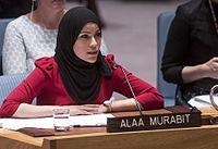 Murabit, Alaa Open Debate.jpg