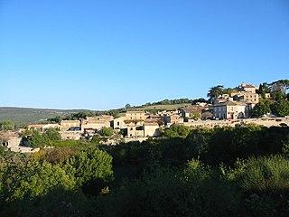 Murs, Vaucluse Commune in Provence-Alpes-Côte dAzur, France